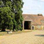 Old Barn at Ferme de Orsigny